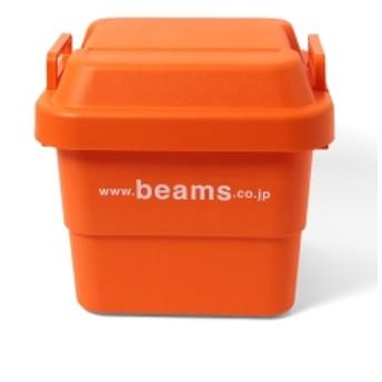 【予約】BEAMS / オリジナル トランクカーゴ(30L) メンズ 収納グッズ ORANGE ONE SIZE