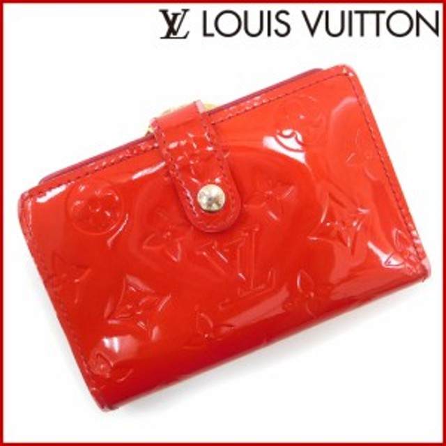 0a7600338bed ルイヴィトン 財布 LOUIS VUITTON 長財布 がま口財布 ポルトモネビエヴィエノワ ルージュ(レッド