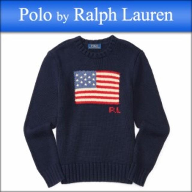 cb76b5cfbe160 ポロ ラルフローレン キッズ POLO RALPH LAUREN CHILDREN 正規品 子供服 ボーイズ セーター FLAG COMBED