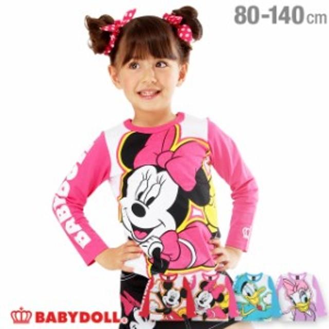 ae4ac035d9e5b SALE 50%OFF ディズニー BIG キャラクター ロンT 11885K ベビードール 子供服 ベビーサイズ