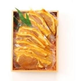 シルクポークロースみそ漬け2箱(100g×12枚)