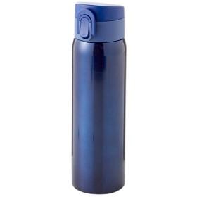 ステンレスマグボトル 0.5L YFWM-IH500 ネイビー