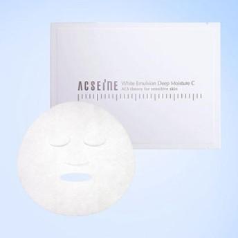 アクセーヌ ホワイト エマルジョン ディ プ モイスチュア C マスク