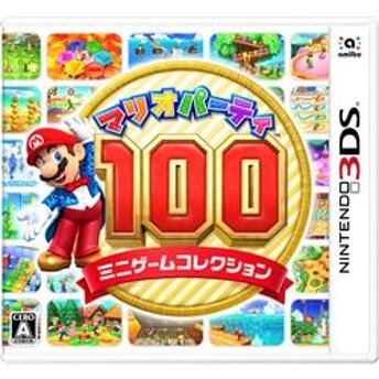 【3DS】 マリオパーティ100 ミニゲームコレクション CTR-P-BHRJ