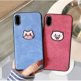 新作 スマホケース 子豚 可愛い iPhoneXR ケース iPhoneXS Max ケース iPhoneXS/X ケース iPhone7/8 ケース iPhone7p/8p ケース