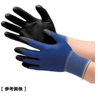 ミドリ安全 MHG150L ミドリ安全 薄手ニトリルコーティング背抜き手袋 L