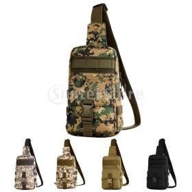 旅行の胸のバッグアウトドア登山ハイキングショルダーバッグ