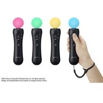 【PS4】 PlayStation Move モーションコントローラー(N) CECH-ZCM2J