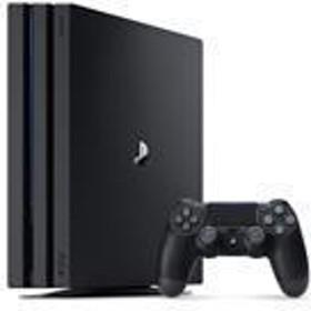 【PS4】 ★プレイステーション4 Pro本体 (ジェット・ブラック)2TB CUH-7200CB01