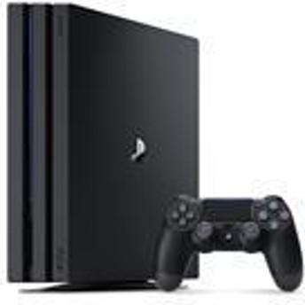 【PS4】 ★プレイステーション4 Pro本体 (ジェット・ブラック)1TB(N) CUH-7200BB01