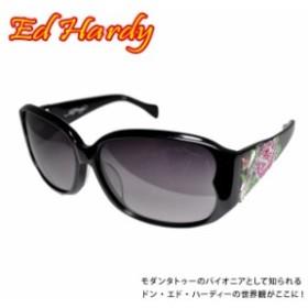 14e743410f7b EDHARDY エドハーディー サングラス ROSE ブラック/グレーグラデーション 人気 ブランド ファッション スポーツ アイウェア