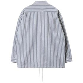 シャツ - JIGGYS SHOP ◆ストライプコーチシャツ◆