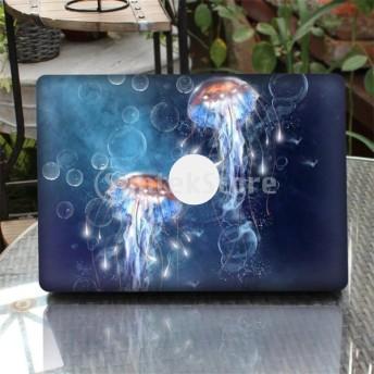 ラップトップスキンステッカーカバーアートデカールプロテクター、新しいMacBook Pro 13.3 ''