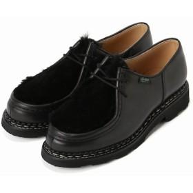 JOURNAL STANDARD 【PARABOOT/パラブーツ】ミカエル ラパン:革靴 ブラック 4.5