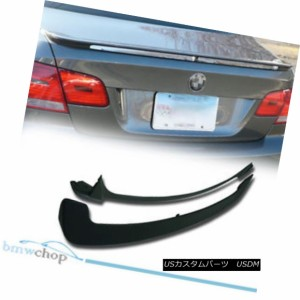 STOCK USA BMW E90 3-SERIES A TYPE ROOF WINDOW SPOILER 4D Sedan 330i M3 06-11