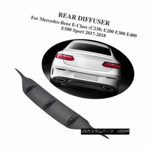 Rear Trunk Spoiler Carbon Fiber For Mercedes Benz E-Class E200 E400 E500 17-18