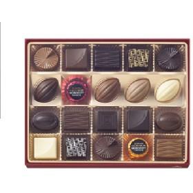 バレンタイン チョコレート モロゾフ トラディショナル フェイバリット 20個入 本命 チョコ