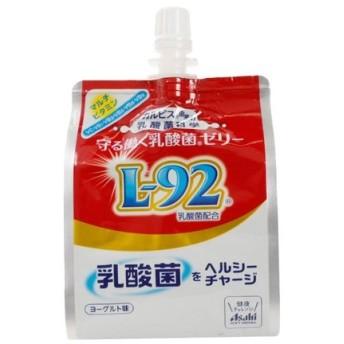 アサヒ(ASAHI) L-92乳酸菌ゼリーパウチ (Men's、Lady's、Jr)
