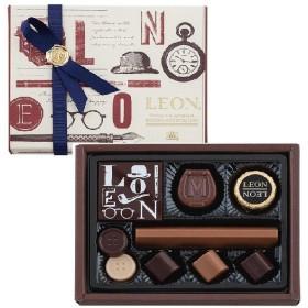 バレンタイン チョコレート モロゾフ レオン ウイッティー 9個入 義理 チョコ