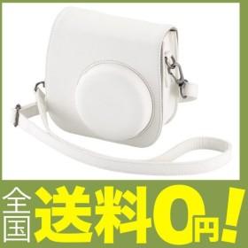 """FUJIFILM インスタントカメラ """"instax mini8+専用カメラケース バニラ 376425"""