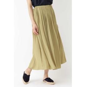 HUMAN WOMAN / 《arrive paris》ギャザーマキシスカート