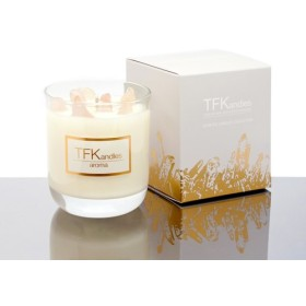 Feel the love naturally scented candle M