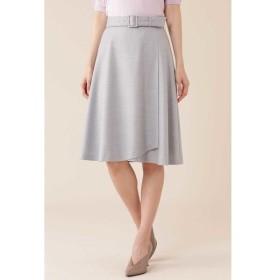 NATURAL BEAUTY / ハイカウントサキソニースカート