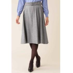 NATURAL BEAUTY / ELANツィードスカート