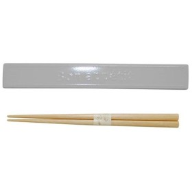 ココポット 箸箱セット ホワイト