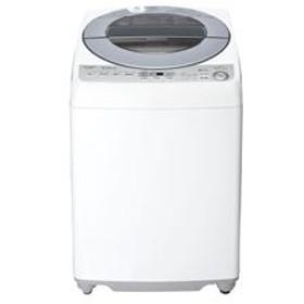 全自動洗濯機(シルバー系) (洗濯・脱水容量8kg )★大型商品配送対象 ES-GV8C-S