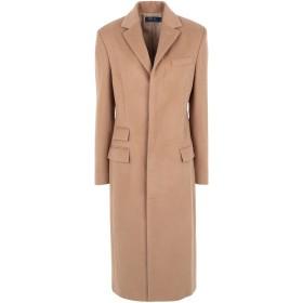 《期間限定セール開催中!》POLO RALPH LAUREN レディース コート キャメル 8 ウール 91% / カシミヤ 9% Wool Coat