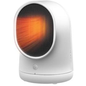 セラミックヒーター ファンヒーター 2秒即暖 小型 軽量電気ヒーター 省エネ足元ヒーター コンパクト暖房器具 PSE認証済み