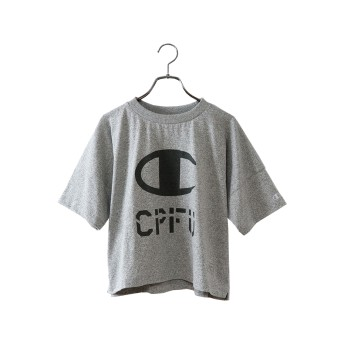 ウィメンズ Tシャツ 18FW CPFU チャンピオン(CW-NS320)【5400円以上購入で送料無料】