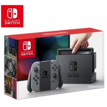 【中古即納】[本体][Switch]Nintendo Switch(ニンテンドースイッチ) Joy-Con(L)/(R) グレー(HAC-S-KAAAA)(20170303)