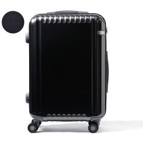 ギャレリア エース スーツケース パリセイドZ Palisades Z キャリーケース ace. TOKYO エーストーキョー ファスナー 48L 05583 ユニセックス ブラック F 【GALLERIA】
