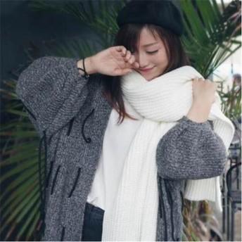 高品質 スカーフ 女性 秋と冬 韓国 学生 柔らかい 怠惰な 風 日系 暖かい スカーフ