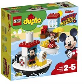 LEGO(レゴ) 10881 デュプロ ディズニー ミッキーとミニーのバースデーボート