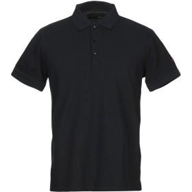 《セール開催中》LES COPAINS メンズ ポロシャツ ダークブルー 48 コットン 100%