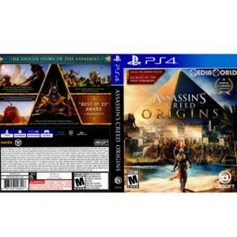 【中古即納】[PS4]Assassin's Creed Origins(アサシン クリード オリジンズ)(北米版)(2103124)(20171027)