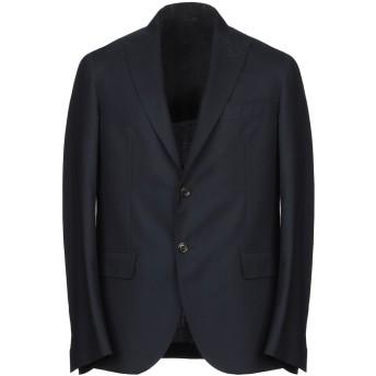 《期間限定セール開催中!》ELEVENTY メンズ テーラードジャケット ダークブルー 50 ウール 100%