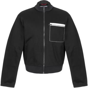 《期間限定セール開催中!》OAMC メンズ スウェットシャツ ブラック S コットン 100% / ポリウレタン