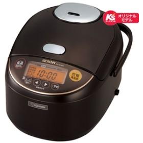 【象印マホービン】 圧力IH炊飯器 NP-ZS18KS TD IH1升