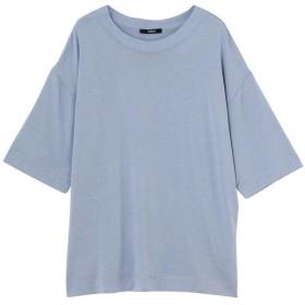 MURUA BASIC Tシャツ(ブルー)