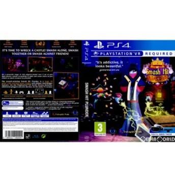 【中古即納】[PS4]Smash Hit Plunder(EU版)(PSVR専用)(CUSA-09392)(20181005)