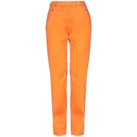 《9/20まで! 限定セール開催中》CARVEN レディース パンツ オレンジ 40 コットン 97% / ポリウレタン 3%