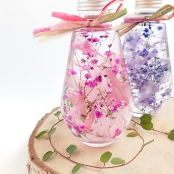 Precious Fleurs 桜色グラデーション【Herbarium】母の日までに届く