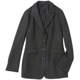 「入園。入学。卒園。卒業」のびるロング丈テーラードジャケット (大きいサイズレディース)ジャケット