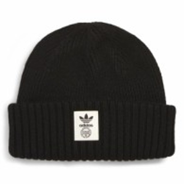 f338a924dff アディダス メンズ 帽子 アクセサリー adidas Originals Utility Beanie Black