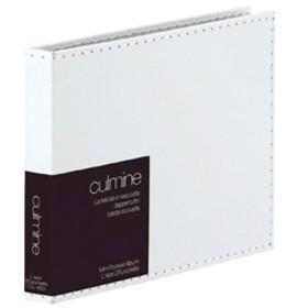 CUL-660 ホワイト クルミネ ミニポケットアルバムL28ホワイト