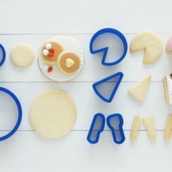 ミニチュア3Dケーキセットクッキー型・クッキーカッター